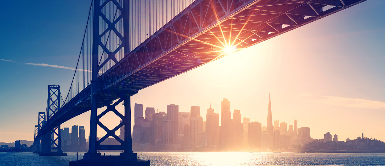 EXPLORE THE EVERLASTING ATTRACTIONS OF SAN FRANCISCO WITHIN MINUTES OF THE BRIDGEPOINT INN